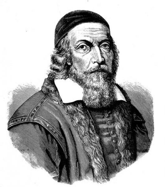 Jan Amos Komenský- učitel národů