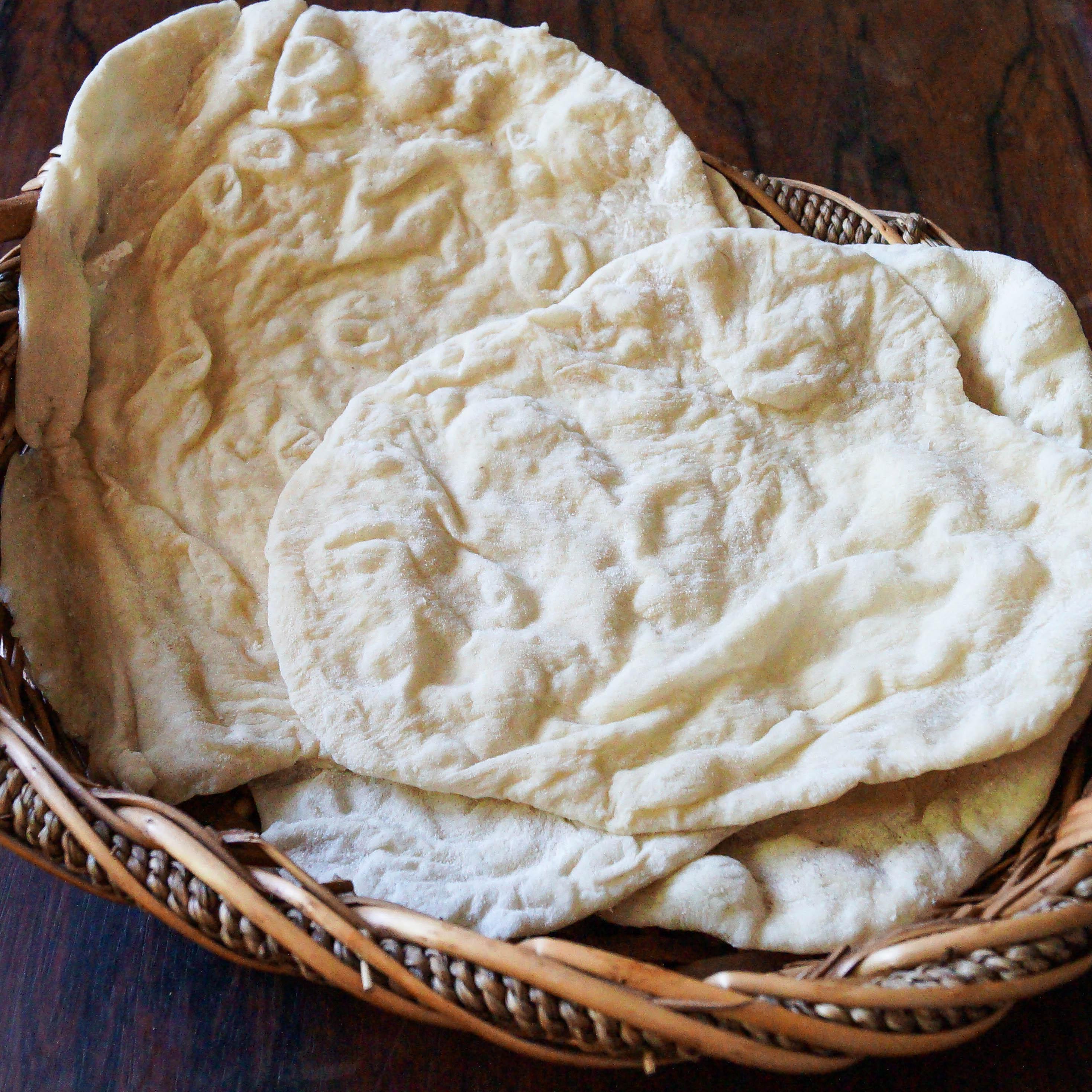 Tradiční arménksý chléb