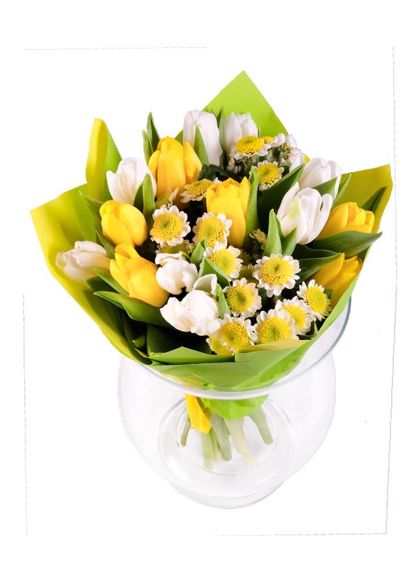 tulipany kytice