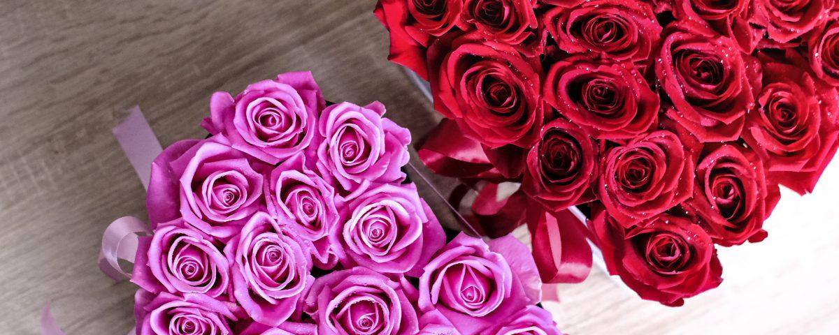 valentynske kvetiny